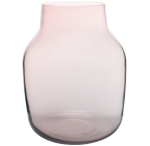 Canvas Home Marconti pink glass vase