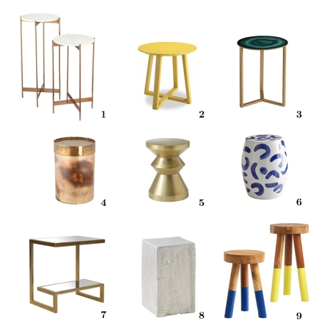 side tables under 200
