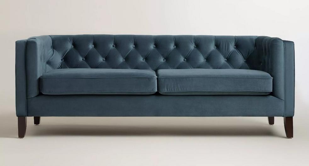 world market kendall midnight blue sofa casa brooklyn : world market kendall midnight blue sofa from blog.lunagreyinteriors.com size 982 x 530 png 373kB